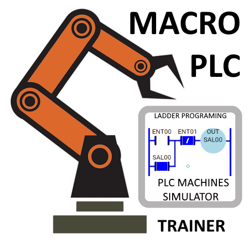 MacroPLC Machines Simulator